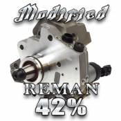 Fuel Pumps, Injection Pumps and Injectors - GM Duramax LB7 - CP3 Pumps - GM Duramax LB7 - Industrial Injection - Industrial Injection - Reman - Modified 42% CP3 Pump Duramax LB7
