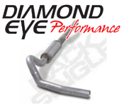 2004 - 2005 6.6L Duramax LLY - Exhaust Systems - GM Duramax LLY - Diamond Eye - GM Duramax LLY