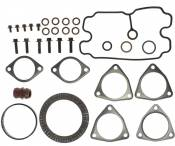 Turbochargers - 08-10 Ford 6.4L - Factory Replacement Turbochargers - 08-10 Ford 6.4L - MAHLE - MAHLE - Turbo Mounting Gasket Kit - 08-10 Ford 6.4L