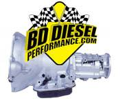 BD - Heavy Duty Transmission- 03-07 Dodge 5.9L