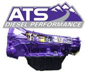 2008 - 2010 6.4L Ford Power Stroke - Transmissions - 08-10 Ford 6.4L - ATS - Heavy Duty Transmissions - 07.5-10 Ford 6.4L