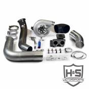 Turbochargers - Chevy / GMC Turbochargers - H&S Motorsports - H&S Motorsports - 2011-2016 GM 6.6L SX-E Turbo Kit