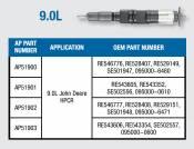 Alliant Power - Alliant Power - 9.0L Reman CR Injector - AP51900