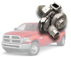 Turbochargers - Dodge Turbochargers