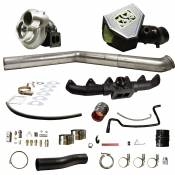 BD Diesel Power - BD - Rumble-B S467 1.10 A/R Turbo Kit - 2010-2012 Dodge 6.7L