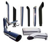 Ford - 2008 - 2010 6.4L Ford Power Stroke - Exhaust Systems - 08-10 Ford 6.4L