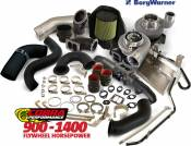 BD Diesel Power - BD - Cobra Twin Turbo Kit S488/S467 - Dodge 2010-2012 6.7L