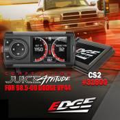 Electronic Performance - 98.5-02 Dodge 24V - Edge Products - 98.5-02 Dodge 24V - Edge Products - Edge Competition Juice w/ Attitude CS2 - 1998.5-2000 Dodge 5.9L - 31600