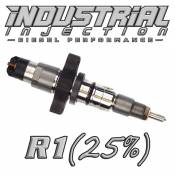 Industrial Injection - Industrial Injection - Industrial Injection - Industrial Injection - Reman Race1 100HP 5.9L 2003-2004 Dodge Common Rail Injector 25% Over