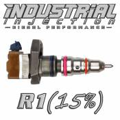 Industrial Injection - Industrial Injection - Industrial Injection - Industrial Injection - Reman R1 50-60HP 7.3L AB 1998-1999 Powerstroke Injector 15% Over