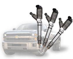 Injectors - Chevy / GMC Diesel Injectors