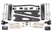 "Zone Offroad Products - 4"" Radius Arm Suspension System - 08-10 Ford F250/F350"