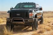 """Zone Offroad Products - 6"""" Radius Arm Suspension System - 08-10 Ford F250/F350 With Factory Top Overloads - Image 2"""