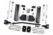 "Zone Offroad Products - 4"" Suspension System - 08-10 Ford F250/F350"