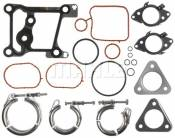 2011 - 2017 6.7L Ford Power Stroke - Engine Components - 2011+ Ford 6.7L - MAHLE - MAHLE - Turbocharger Mounting Gasket Set - Ford 6.7L