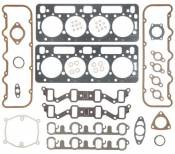 Fel Pro - Engine Cylinder Head Set w/ Head Gaskets - Chevy/GMC 6.5L Diesel