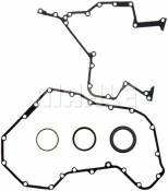 1994 - 1998 5.9L Dodge 12 Valve - Engine Components - 94-98 Dodge 5.9L - MAHLE - MAHLE - Engine Timing Cover Gasket Set - 93-99 Dodge 5.9L