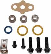 Turbochargers - 03-07 Ford 6.0L - Factory Replacement Turbochargers - 03-07 Ford 6.0L - Dorman - Turbocharger Installation Gasket Kit - 2002-2010 Ford VT365 6.0L Power Stroke