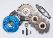Heavy Duty Clutch Kits - 08-10 Ford 6.4L - Competition Multi Disc - 08-10 Ford 6.4L - South Bend Clutch - South Bend Clutch 850hp Dual Disc - 2008-2010 Ford 6.4L Power Stroke