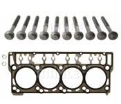 Ford - 2008 - 2010 6.4L Ford Power Stroke - Heads, Head Studs & Gaskets - 08-10 Ford 6.4L