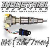 Fuel System Components - 03-07 Ford 6.0L - Injectors - 03-07 Ford 6.0L - Industrial Injection - Industrial Injection - Reman R4 Hybrid 75% Over 6.0L 2003-2007 Ford Injector