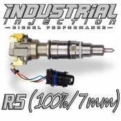 Fuel System Components - 03-07 Ford 6.0L - Injectors - 03-07 Ford 6.0L - Industrial Injection - Industrial Injection - Reman R5 Hybrid 100% Over 6.0L 2003-2007 Ford Injector