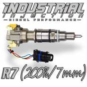 Fuel System Components - 03-07 Ford 6.0L - Injectors - 03-07 Ford 6.0L - Industrial Injection - Industrial Injection - Reman R7 Hybrid 200% Over 6.0L 2003-2007 Ford Injector