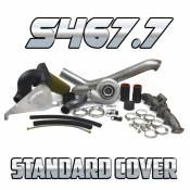 Industrial Injection - Industrial Injection -  S467.7 (Standard Cover) Cummins 6.7L 2nd Gen Turbo Swap Kit (2007.5-2012)