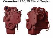 Reviva - Drop-In Remanufactured Engine - 94-98 210HP Ford w/ Cummins 5.9L