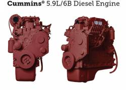 Reviva Remanufactured Diesel Engines
