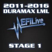 EFI Live - Stage 1 - GM 2011-2016 AutoCals EFILive Custom Tuning