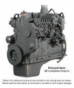 Reviva - Long Block Supreme Engine - 1994-1997 Dodge 5.9L Cummins 6B