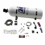 Nitrous Express - NX Diesel Stacker 2 with .093 Nitrous Solenoid - 15LB Bottle - 150HP
