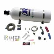 Nitrous Systems - Nitrous Express - Nitrous Express - NX Diesel Stacker 2 with .093 Nitrous Solenoid - 15LB Bottle - 150HP