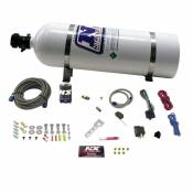 Nitrous Express - NX Diesel Stacker 3 with .125 Nitrous Solenoid - 15LB Bottle - 250HP