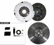 Dodge - Clutch Masters - Clutch Masters - FXT100 - Single Disc Clutch Kit - 2001-2005 Dodge 5.9L - 6-SPD (NV5600)
