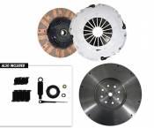 Clutch Masters - Clutch Masters - FXT400 - Single Disc Clutch Kit - 2005-2016 Dodge 5.9L 6.7L - 6-SPD (G56)