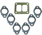 Exhaust Systems - 98.5-02 Dodge 24V - BD Power - 98.5-02 Dodge 24V - BD Diesel Performance - BD - T4 Exhaust Manifold Gasket Set - 98.5-18 Dodge 5.9L 6.7L