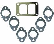 Exhaust Systems - 98.5-02 Dodge 24V - BD Power - 98.5-02 Dodge 24V - BD Diesel Performance - BD - T6 Exhaust Manifold Gasket Set - 98.5-14 Dodge 5.9L / 6.7L