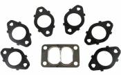 Exhaust Systems - 98.5-02 Dodge 24V - BD Power - 98.5-02 Dodge 24V - BD Diesel Performance - BD - Exhaust Manifold Gasket Set - 98.5-07 Dodge 5.9L Center Mount