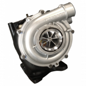 Turbochargers - GM Duramax LBZ - High Performance Turbochargers - GM Duramax LBZ - Fleece Performance Engineering - 63mm FMW Duramax VNT Cheetah Turbocharger - 2004.5-2010 LLY LBZ LMM Duramax