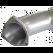 2001 - 2004 6.6L Duramax LB7 - Intake Kits Air Filters - GM Duramax LB7 - Fleece Performance Engineering - Modified LB7 Intake Horn - 2001-2004 GM 6.6L LB7 Duramax
