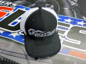 Performance Diesel Parts - Knight Train Cap - Black and White - Image 2