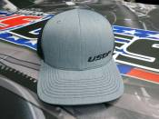 Apparel - Performance Diesel Parts - USDP Cap - Heather Grey