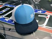 Performance Diesel Parts - White Knight WK Cap - Black / Blue / White - Image 2