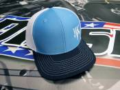 Performance Diesel Parts - White Knight WK Cap - Black / Blue / White - Image 3