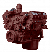 Reviva Remanufactured Diesel Engines - Long Block Engine - 2008-2010 Ford 6.4L F-250-F550 AT With ARP Head Studs