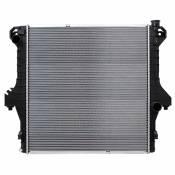 Northern Radiator - Radiator -  03-09 DODGE RAM 5.9L & 07-09 with 6.7L Cummins