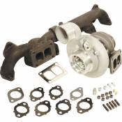 Turbochargers - Dodge 6.7L - BD - Performance Turbochargers - Dodge 6.7L - BD Diesel Performance - BD -Iron Horn 6.7L Cummins Turbo Kit S364SXE/80 1.00AR Dodge 2007.5-2018