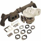 Turbochargers - Dodge 6.7L - BD - Performance Turbochargers - Dodge 6.7L - BD Diesel Performance - BD -Iron Horn 6.7L Cummins Turbo Kit S366SXE/80 0.91AR Dodge 2007.5-2018